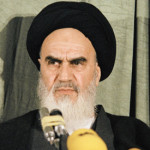 Ayatollah Khomeini                                1979